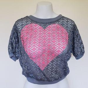 YamamaY Women's Lace Sweater